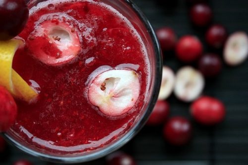 benefits of cranberry fruit for health