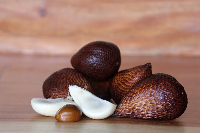 benfits of salak for health and beauty