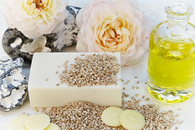 what is benefits of sesame oil for health