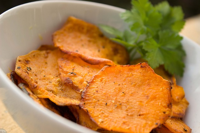 What is benefits of sweet potato for health?
