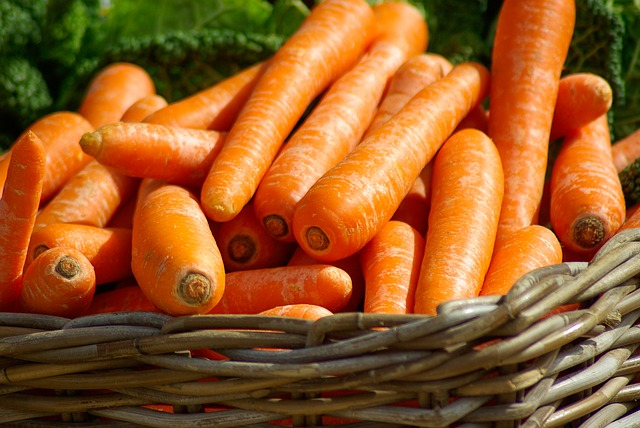 benefits of carrot for skin and health