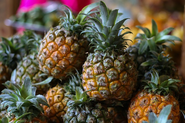 benefits of pineapple for health
