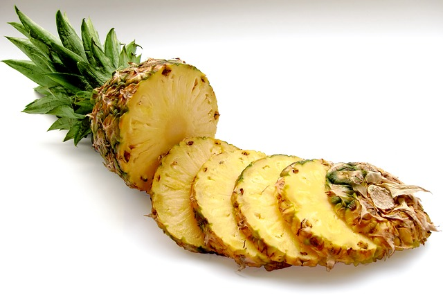 pineapple health benefits for cholesterol