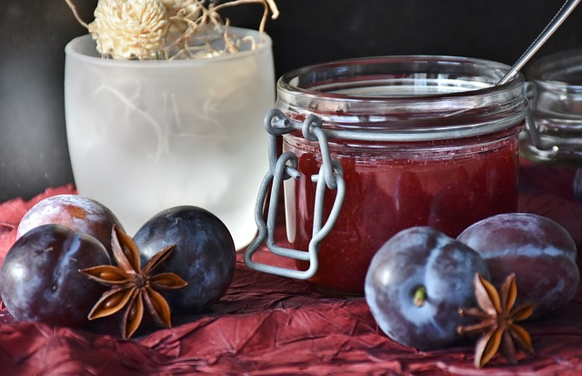 benefits of red plum for health