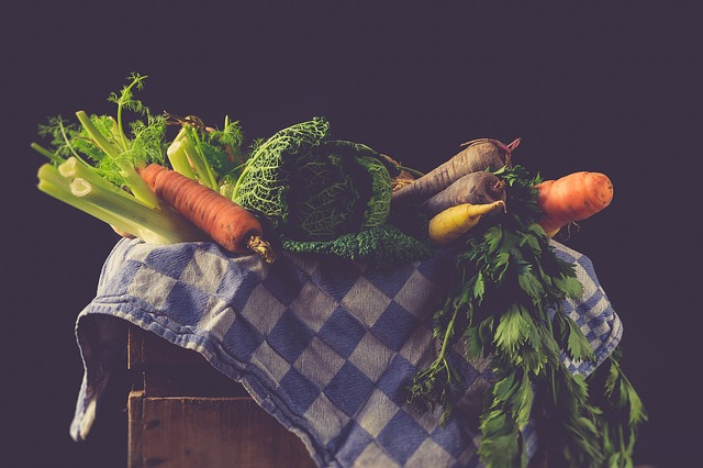 benefits of vegetables for health